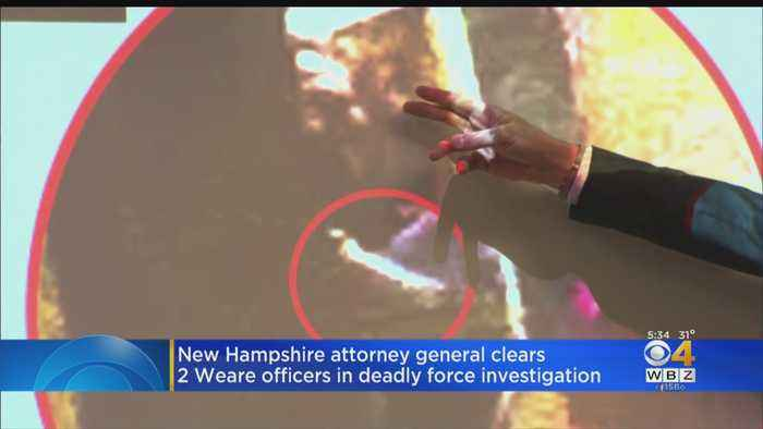 NH Attorney General Clears 2 Weare Offices In Deadly Force Investigation