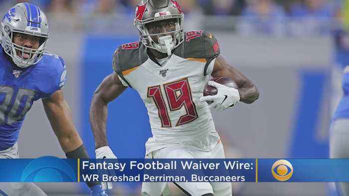Fantasy Football Waiver Wire Week 16