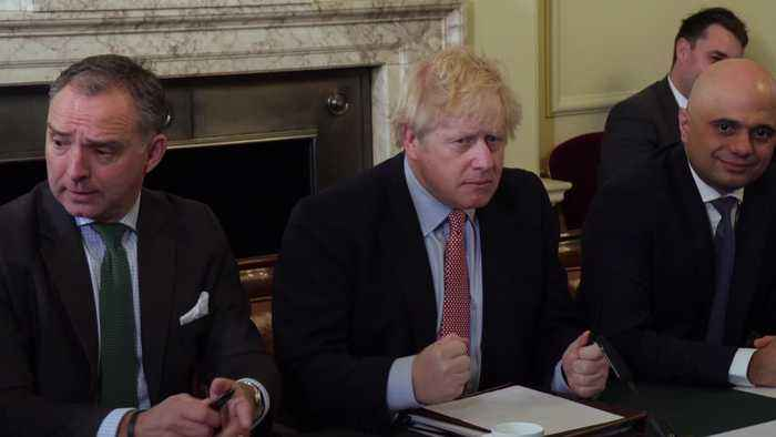 Boris Johnson to Cabinet: You ain't seen nothing yet