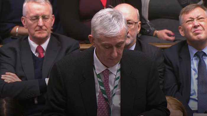 Sir Lindsay Hoyle ensures 'office is open to all' on his return as Speaker