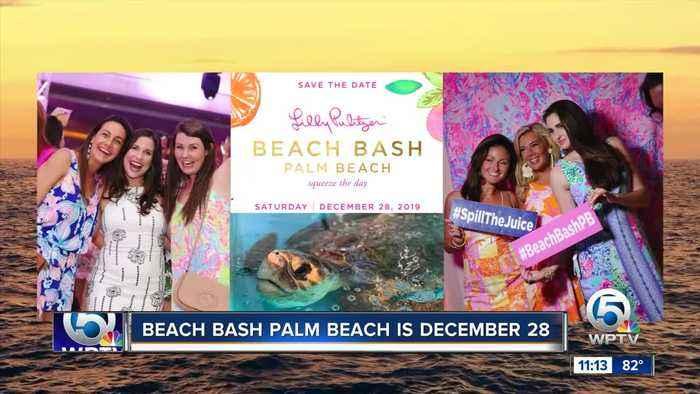 Beach Bash Palm Beach happening December 28