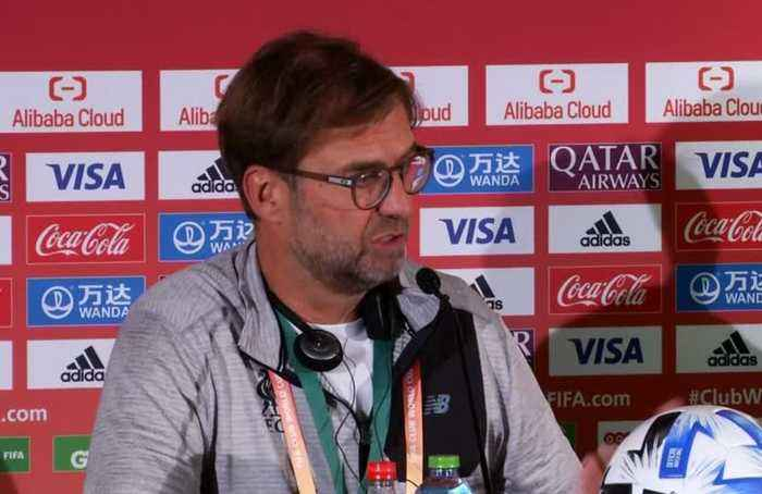 I'm the wrong person to ask - Klopp on Qatar politics