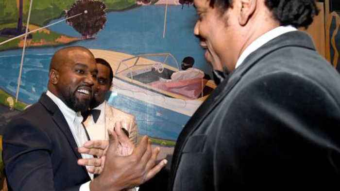 Kanye West and Jay-Z have reportedly settled their legal feud