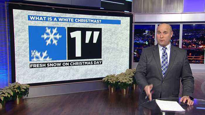 Do You Really Remember That Many White Christmases In Pittsburgh?