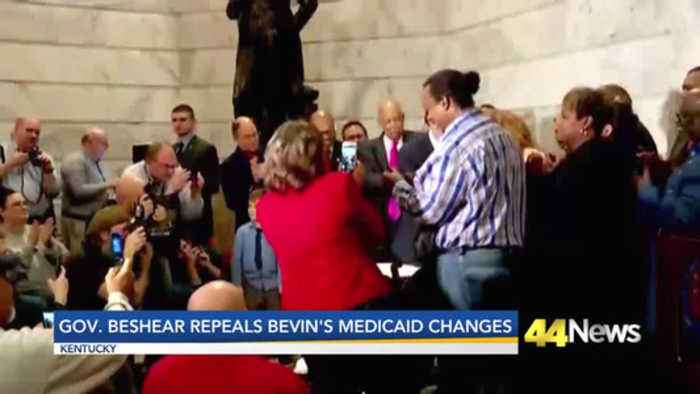 MEDICAID KY REPEAL