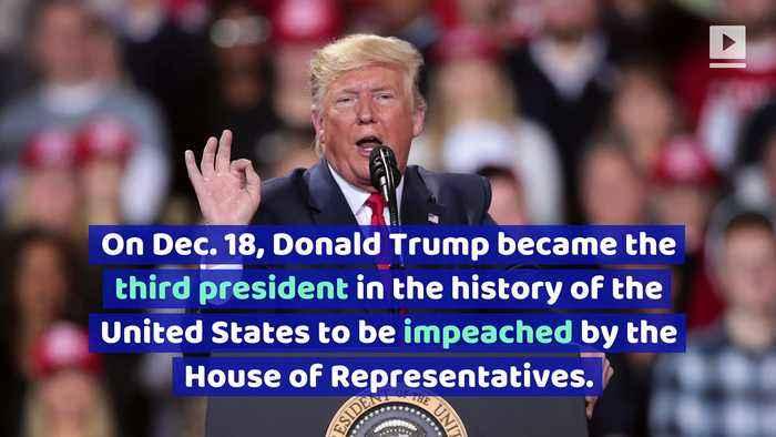 Celebrities React to Donald Trump's Impeachment