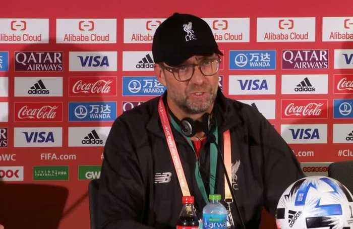 We're in Qatar to win not to show Europe is the best, says Klopp