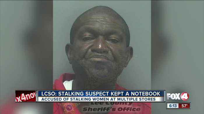 LCSO says stalking suspect kept a journal