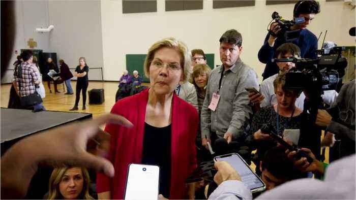 Warren Could Lose Massachusetts