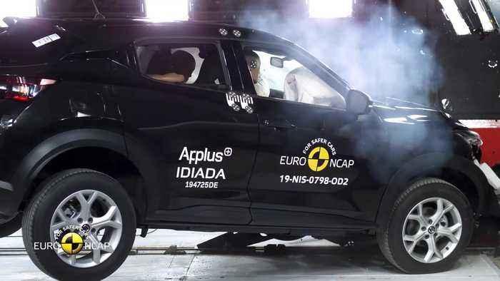 Nissan Juke - Crash & Safety Tests 2019