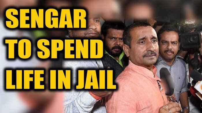 Unnao case: Former BJP MLA Kuldeep Sengar gets life sentence | OneIndia News