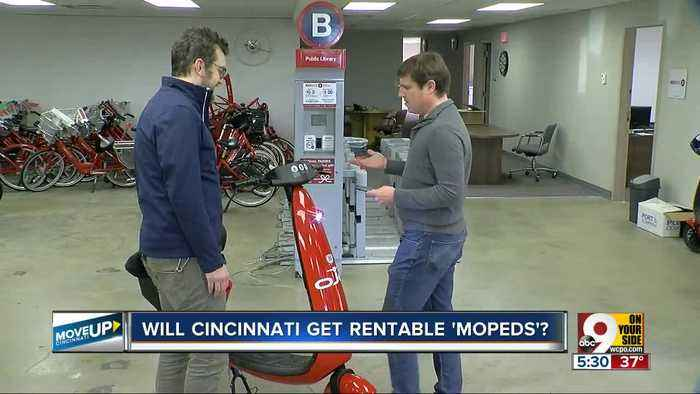Red Bike in talks to bring rental moped-style electric scooters to Cincinnati