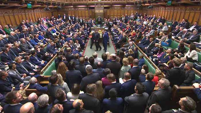 MPs back Boris Johnson's Brexit deal