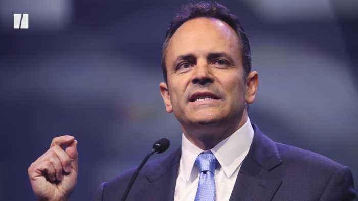 Ex-Kentucky Gov. Matt Bevin Under Fire For Pardoning Rapist