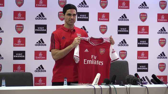Arteta ready to be ruthless as he looks to 'change the energy' at Arsenal
