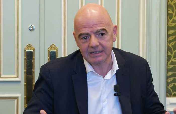 Club World Cup must be best competition in world, says Infantino
