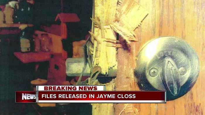 Files released in Jayme Closs case