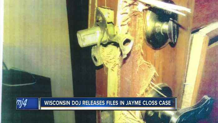 Jayme Closs case file released nearly a year after she escaped her abductor