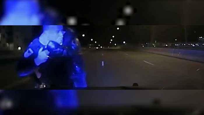 Arizona policeman kills man who attacked him on road