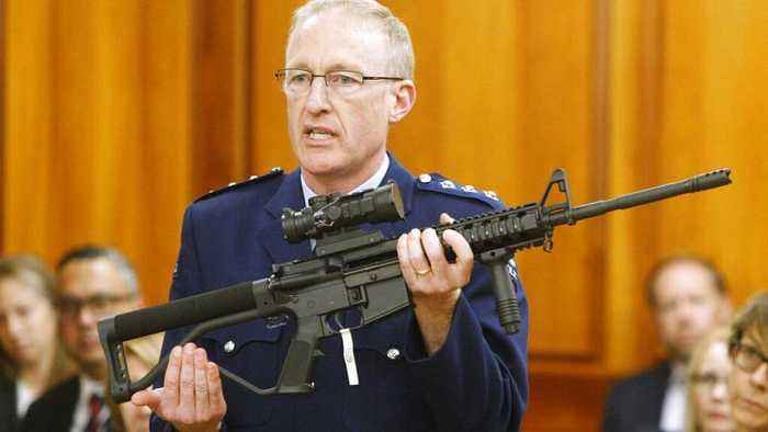 Assault weapons ban will make New Zealand safer, government says