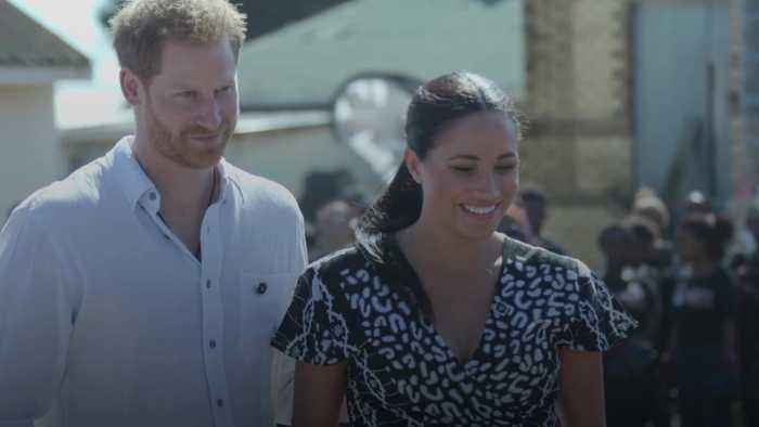 Harry and Meghan to spend Christmas in Canada