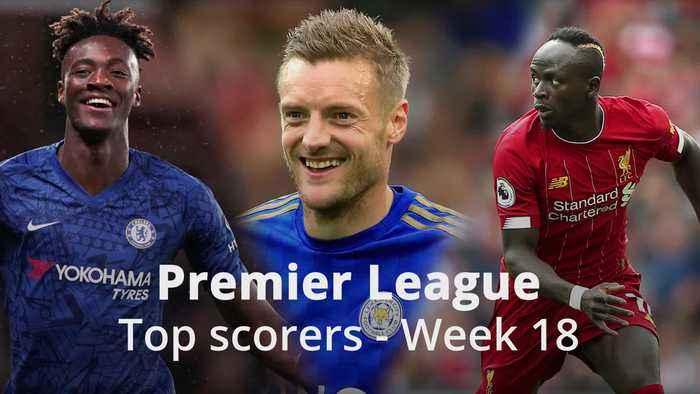 Premier League top scorer: Who leads the race?