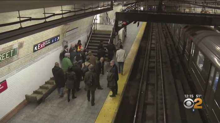 168th St. Station In Washington Heights Reopens After Repairs