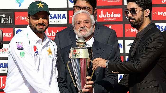Pakistan beat Sri Lanka to win first home Test series in 13 years