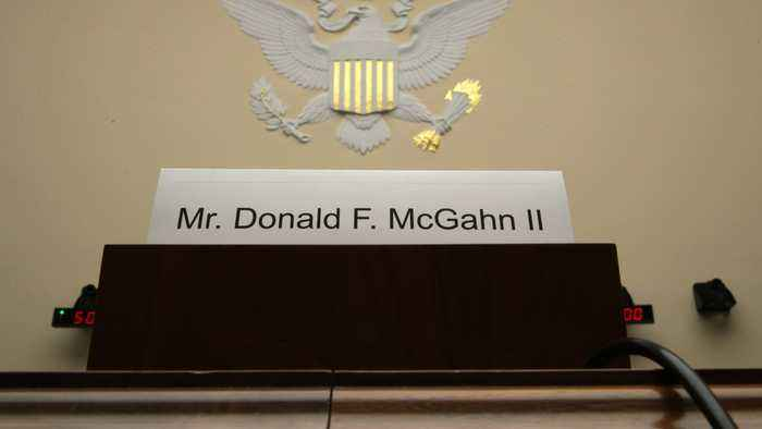 House Judiciary Committee Says It Needs Don McGahn To Testify