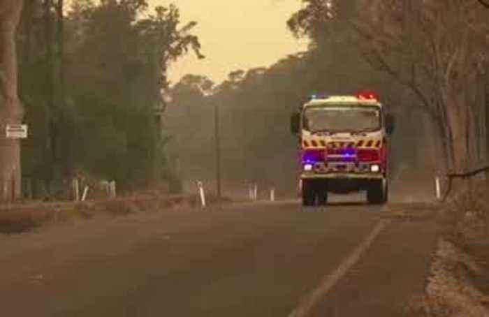 Meet one of the many facing Australia's bushfires