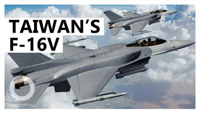 Taiwan seals the deal for advanced F-16 fighters with U.S.