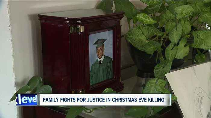 Holiday season brings grief, unanswered questions for murder victim's family
