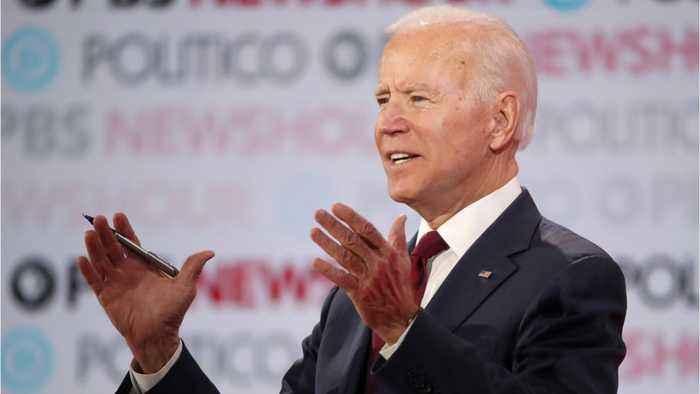 New poll: Voters think Biden won debate