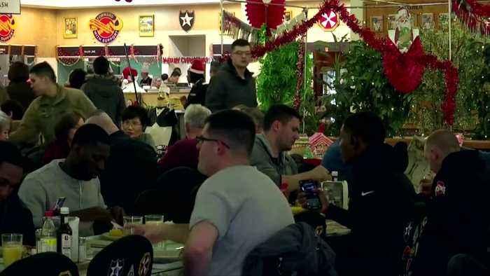No sign of North Korea 'Christmas gift'