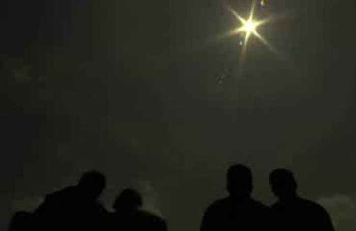 'Ring of Fire' eclipse enthralls skywatchers in Middle East, Asia