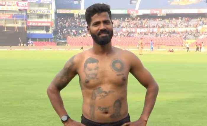 Virat Kohli's Fan From Odisha Who Has 16 Tattoos Of His Idol | Oneindia News