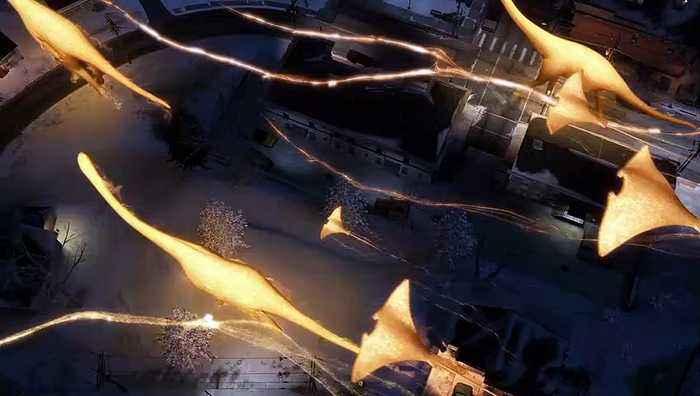 Rise of the Guardians movie clip - Dreams Come True