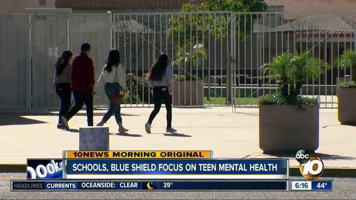South Bay schools partner with insurance company to address student mental health challenges