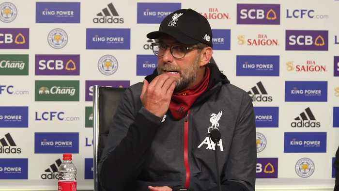 Reds boss Klopp not interested in title talk