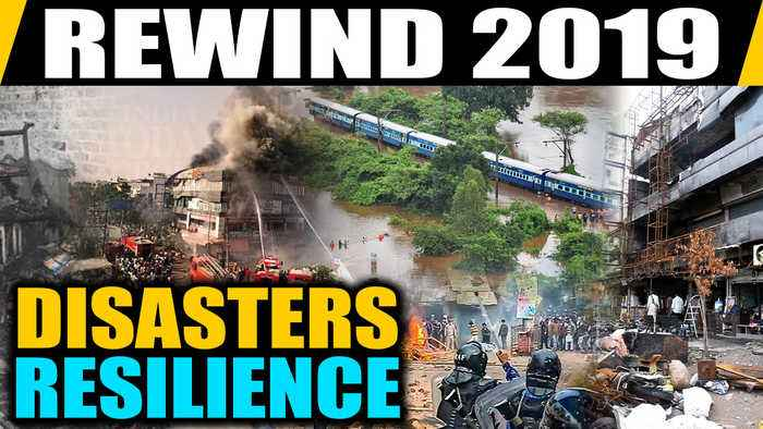 Lets rewind 2019 and take a look at the major mishaps that made the year tragic