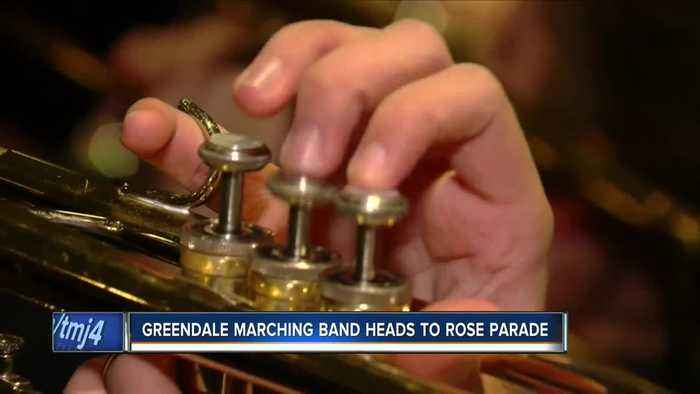 Greendale Marching Band heads to Pasadena for the Rose Bowl
