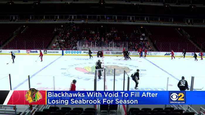 Brent Seabrook's Absence Already Felt By Blackhawks