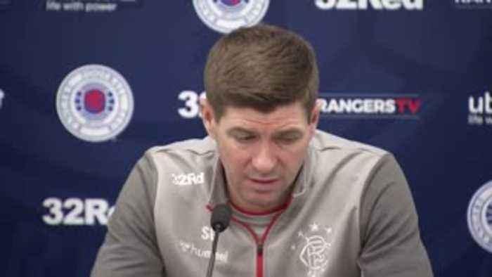 Gerrard: Morelos can break Celtic duck