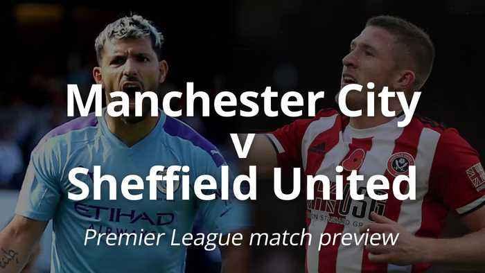 Match Preview: Manchester City v Sheffield United