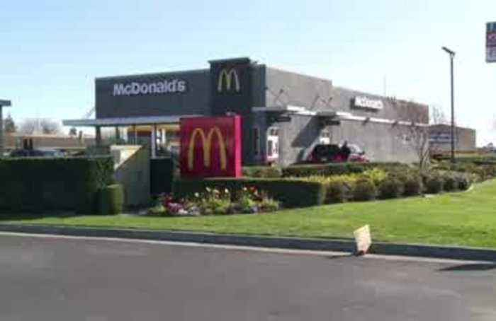McDonald's employees save woman who mouthed 'help me' -police