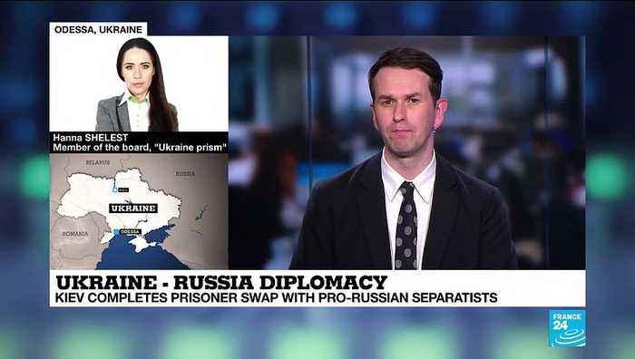 Ukraine : Kiev completes prisoner swap with pro-russian separatists