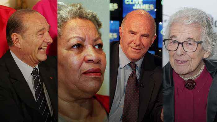 In memoriam: Famous faces we lost in 2019