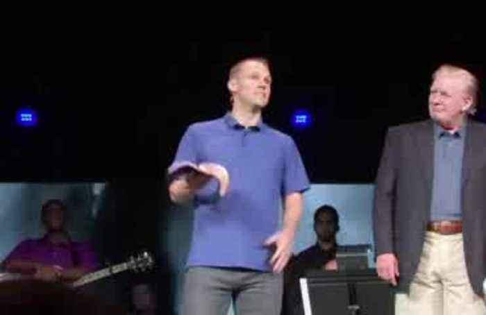 Generational split over Trump emerges among evangelicals