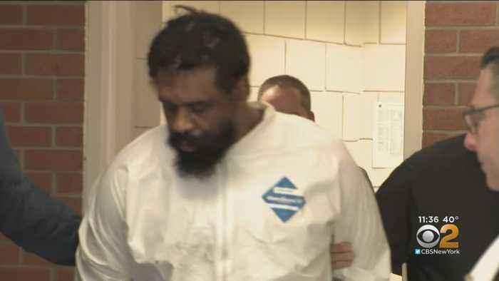Bail Set At $5 Million For Monsey Stabbing Suspect