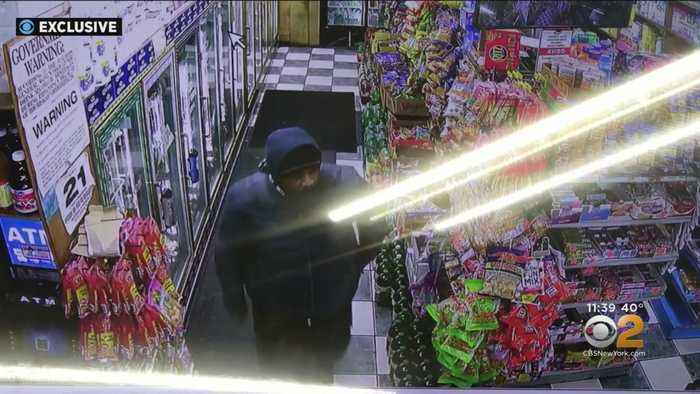 Exclusive: Video Shows Monsey Stabbing Suspect Entering Harlem Store